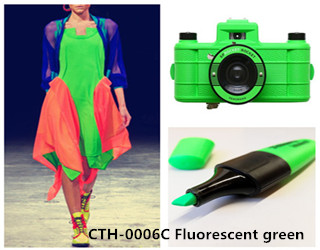 CTH-0006C Fluorescent green pigment color paste