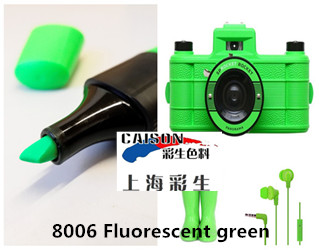 8006 Fluorescent green water based pigment paste
