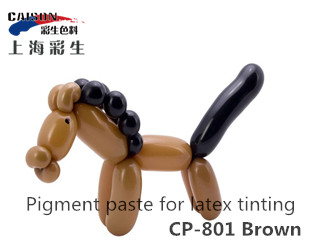 CP-801 Brown latex tinting pigment dispersion