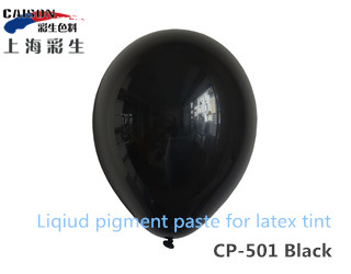 CP-501 Black latex tinting pigment dispersion