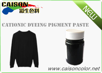 CD-5010 Black pigment paste for textile cationic dyeing.jpg
